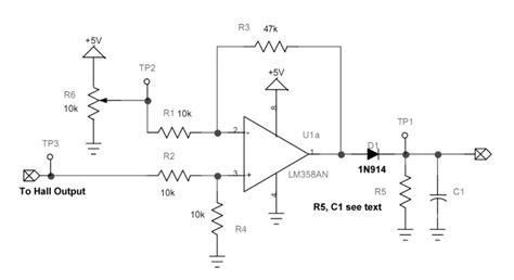 effect current sensor circuit diagram effect current sensor circuit diagram the wiring