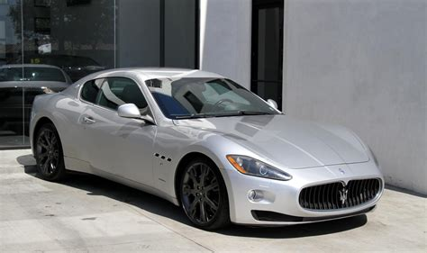 Maserati Granturismo 2008 by 2008 Maserati Granturismo Stock 5895 For Sale Near