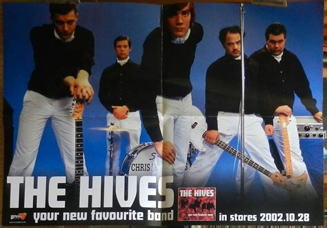 Cd The Hives Your New Favourite Band Digi Obi the hives records lps vinyl and cds musicstack