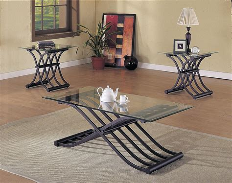 3 pc coffee table set acme 02708 3pc coffee table set genesis furniture