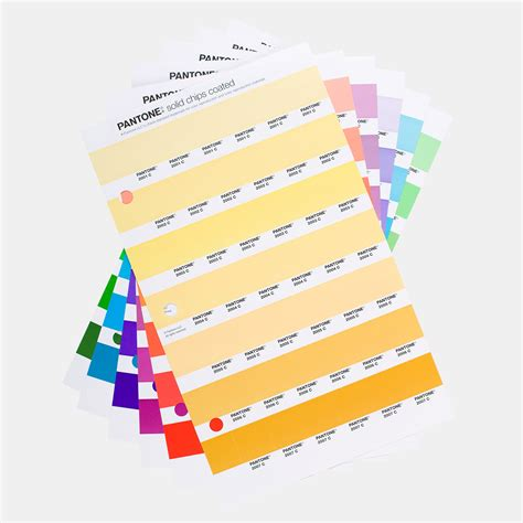 color chips pantone pms color chip replacement pages