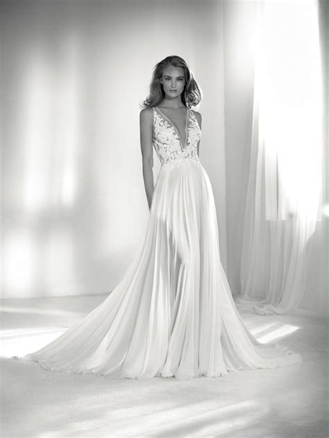 Pronovias Brautkleider by Atelier Pronovias Wedding Dresses Pronovias