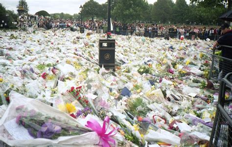 lade di design flowers for princess diana s funeral these photographs