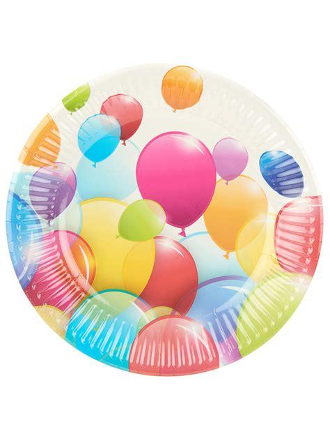 palloncini volanti 10 piattini palloncini volanti su vegaooparty negozio di