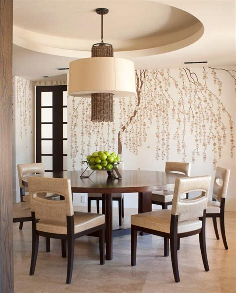 ideas for dining room walls dining room wall decor treatment ideas eatwell101