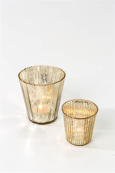 gold fluted tealight holder globe enterprise