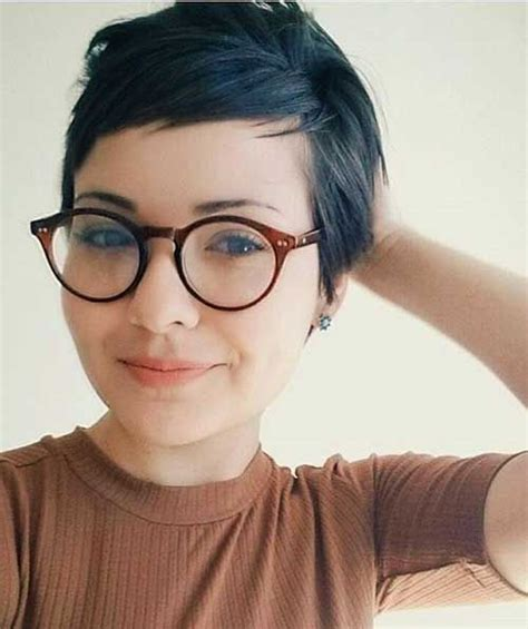 hairstyles with glasses tumblr nice short hairstyle ideas for teen girls short