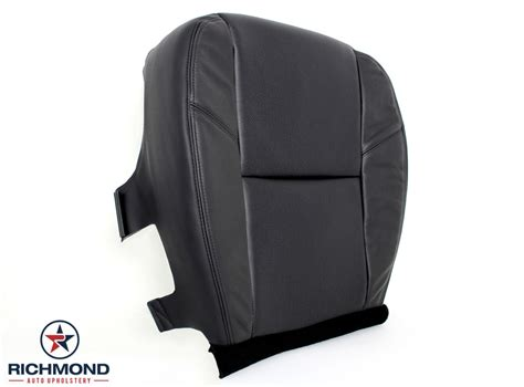 bottom car seat covers 2007 2014 cadillac escalade leather seat cover driver