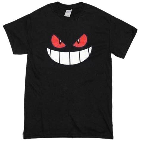 Gengar T Shirt gengar eye t shirt