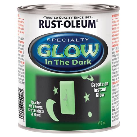 glow in the paint exterior glow in the paint 916 ml rona