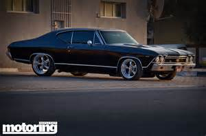 5 reasons the 1968 69 chevrolet chevelle ss is