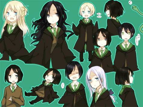 slytherin house 711986 zerochan