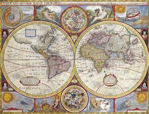 antique maps antique maps of the worldmap of the worldjohn speedc 1646