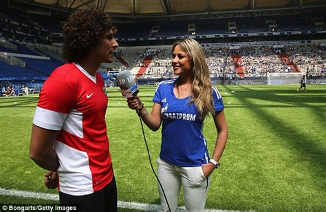 vanessa huppenkothen interviews guillermo ochoa as west ham take vanessa huppenkothen interviews guillermo ochoa as west
