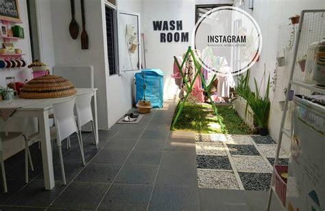 desain dapur dan ruang cuci desain istimewa hunian tipe 36 bisa piknik di rumah sendiri