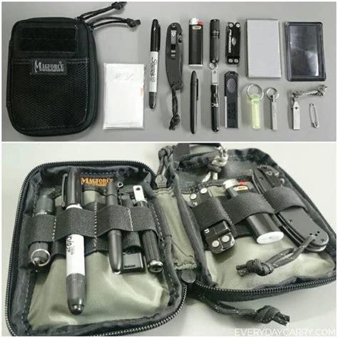 Kapak Survival Kit Edc Devense Black 5667 best edc survival images on tactical
