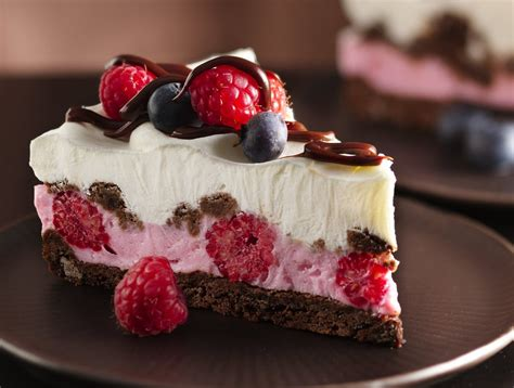chocolate raspberry dessert chocolate and berries yogurt dessert recipe ingredients