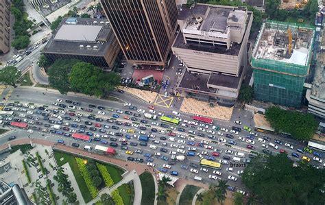 new year road closure malaysia world bank m sia needs metropolitan level transport planning