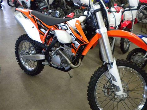 Ktm 250 Xcf For Sale 2013 Ktm 250 Xcf W Dirt Bike For Sale On 2040 Motos