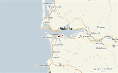 astoria location guide