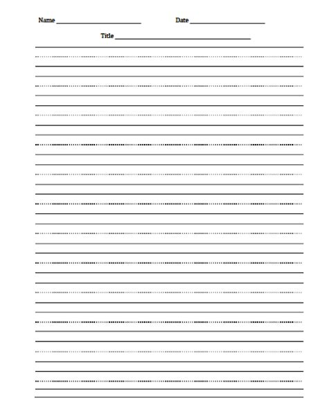 lined writing paper for 2nd grade 2nd grade lined paper printable lined papers set of torn