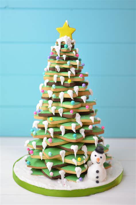 193 rbol de navidad de galletas la cocinita cupcakes