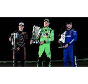 2015 NASCAR Champions And Their Trophies  NASCARcom