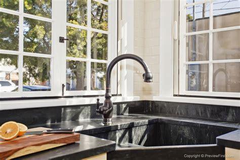 soapstone backsplash - Soapstone Backsplash