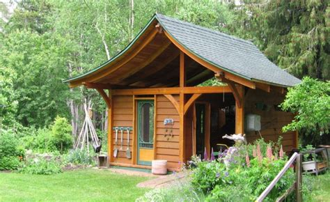 A Garden Shed by Building A Garden Shed Design Ideas And Plans