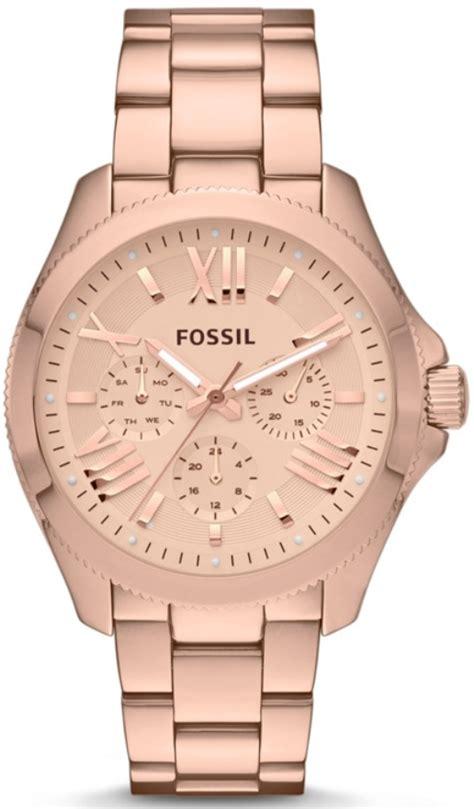 Fossil Es 3841 Rosegold 4 fossil armreif rosegold fossil uhren damen rosegold