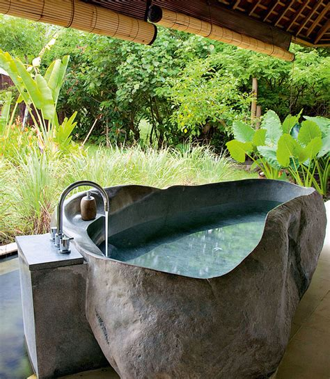 natural stone bathtub these are the most impressive natural stone bathtubs on the internet adorable home
