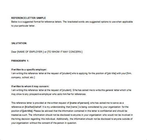 Reference Letter For Student Uk Writing A Reference Letter For A Student Uk