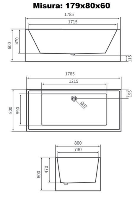 misure vasca da bagno angolare misure vasche da bagno vasca da bagno centro stanza