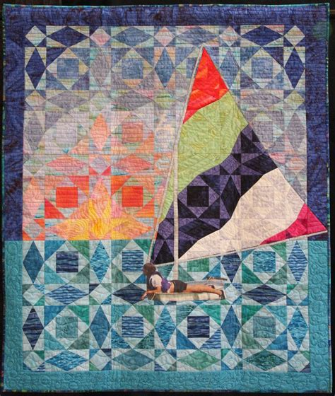 Patchwork By Sea - 205 best sailboat quilts images on
