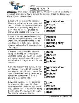 inference worksheets school stuff