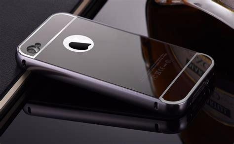 Luxo Iphone 4 Tengkorak capa capinha bumper metal espelhada luxo iphone 4 4s p vidro r 65 00 em mercado livre