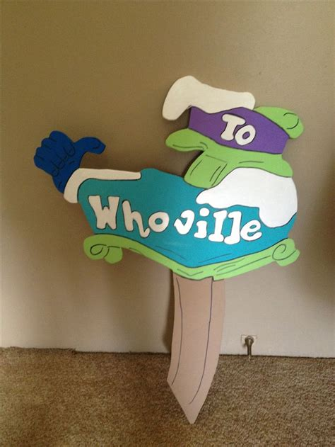 whoville sign whoville sign yard my diy projects