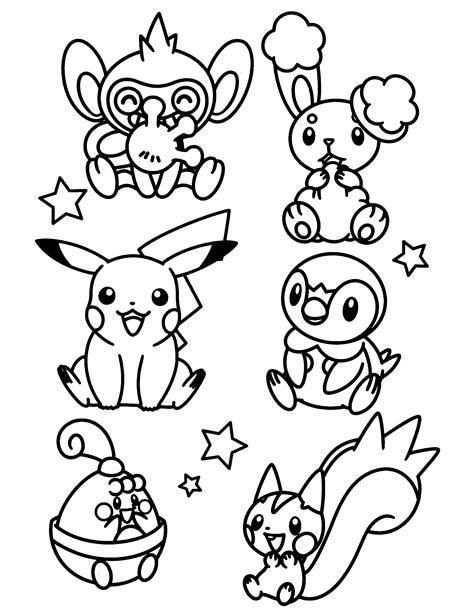 pokemon coloring pages pachirisu pokemon treecko coloring pages images pokemon images