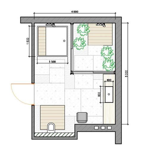 modern bathroom floor plans personalized modern bathroom design created by ergonomic