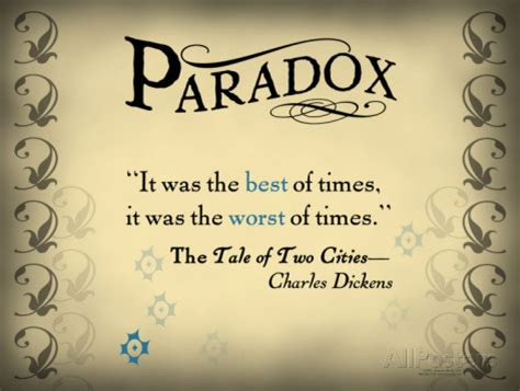 exle of paradox the paradox the unforgettable and rogue leaders