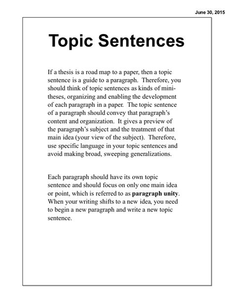 Concluding A Research Paper Exle by Sentence Of A Research Paper 28 Images Research