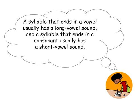 vcv pattern words with a short vowel ppt syllable affix patterns sort 12 syllable