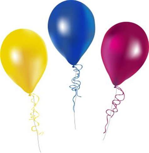 Free birthday balloon clip art clipart panda free clipart images