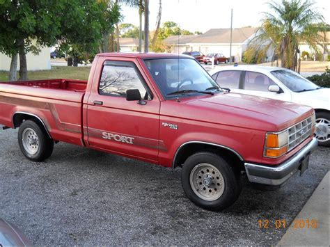 1990 Ford Ranger 1990 ford ranger partsopen