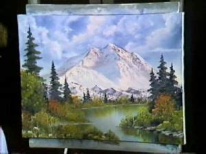 bob ross painting index ross paining index