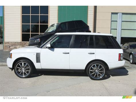 2011 Land Rover Range Rover Hse Custom Wheels Photo
