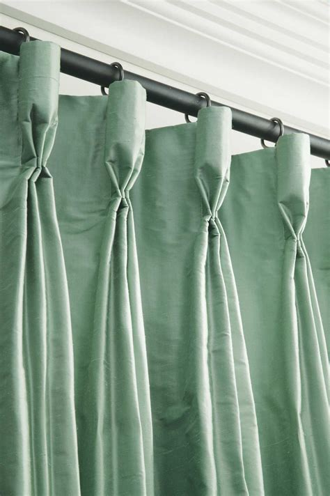 goblet pleat drapes goblet pleat curtains best curtain 2017