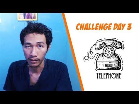 tutorial illustrator bahasa indonesia challenge day 3 draw telephone adobe illustrator