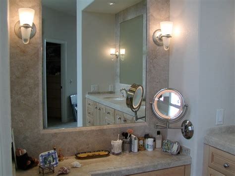 Vanity Mirror With Lights Wall Mount by Lighted Vanity Mirror Wall Mount Ideas The Homy Design