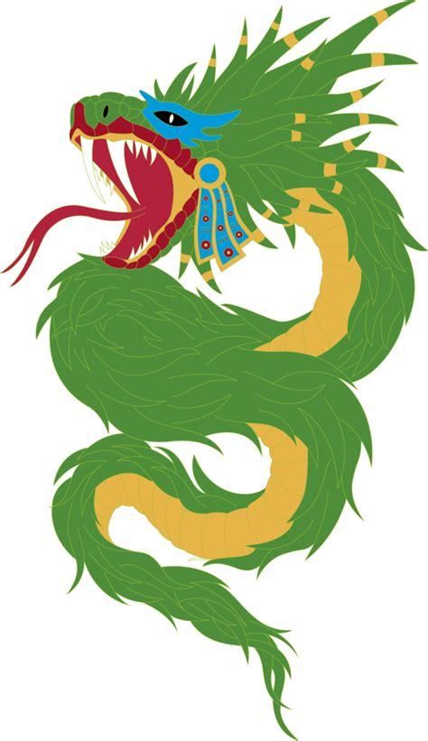 imagenes reales de quetzalcoatl quetzalcoatl vector by chelagirl on deviantart